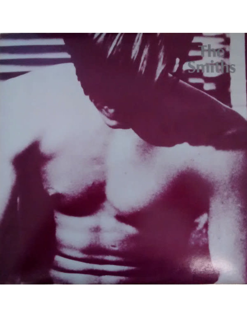 The Smiths ‎– The Smiths LP