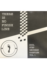 Various Artists ‎– There Is No Finish Line - Soul Step Records Sampler Vol. 1 LP