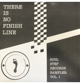 Various Artists – There Is No Finish Line - Soul Step Records Sampler Vol. 1 LP