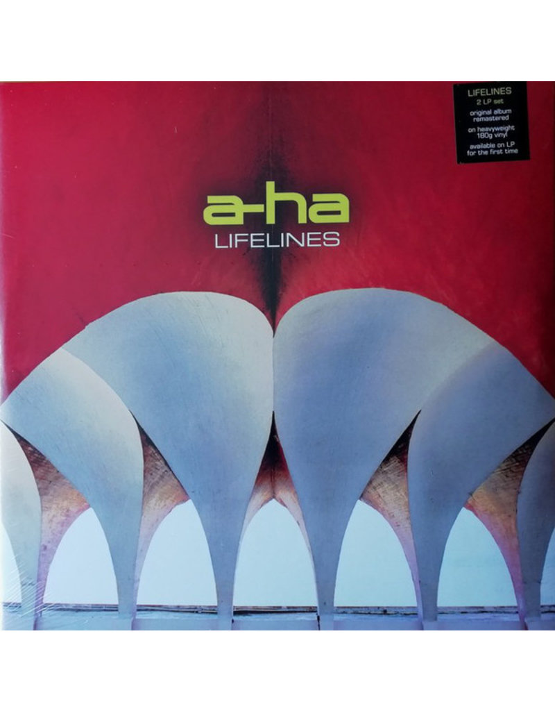 a-ha ‎– Lifelines 2LP