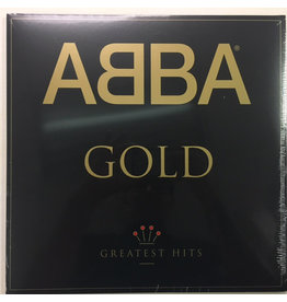 ABBA - GOLD (Greatest Hits) 2LP, Compilation, 180G, w/ download code)