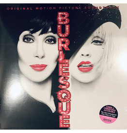 Christina Aguilera & Cher – Burlesque (Original Motion Picture Soundtrack) LP, Limited Edition, Pink