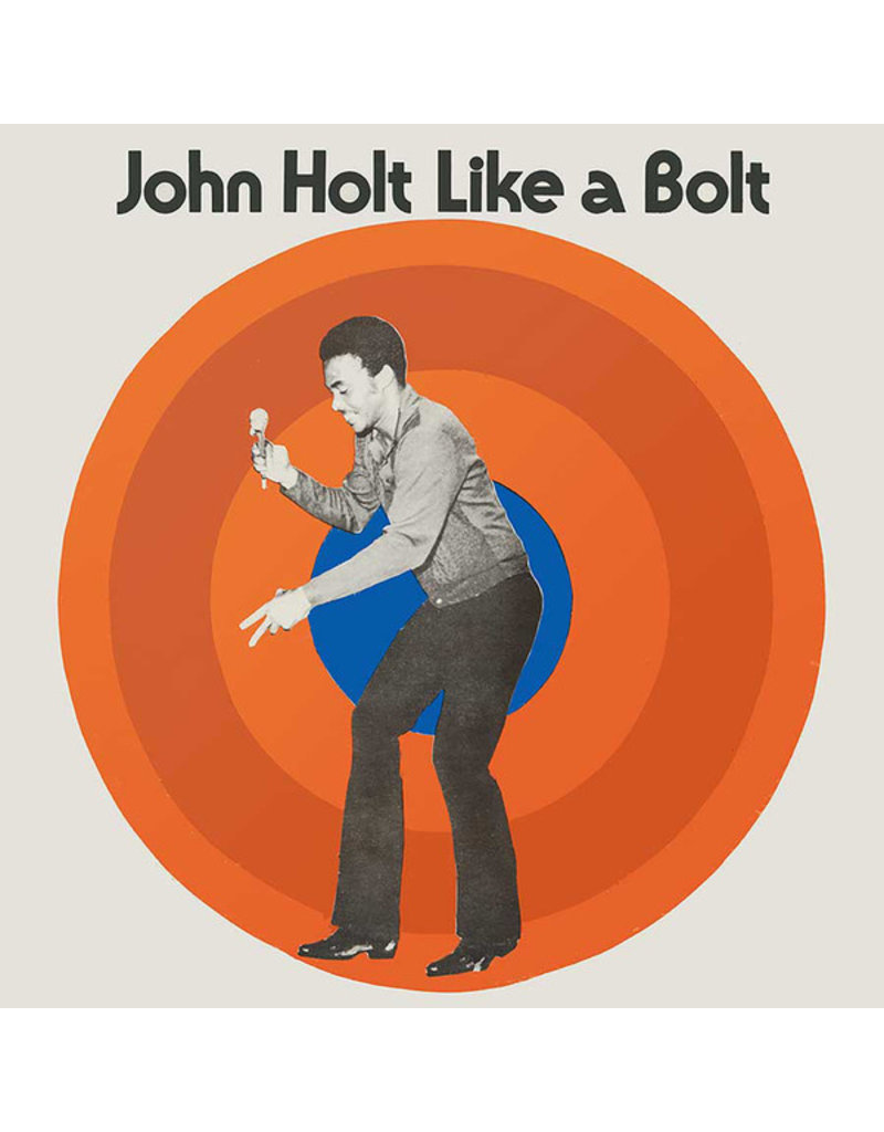 John Holt - Like A Bolt LP, Reissue, Stereo