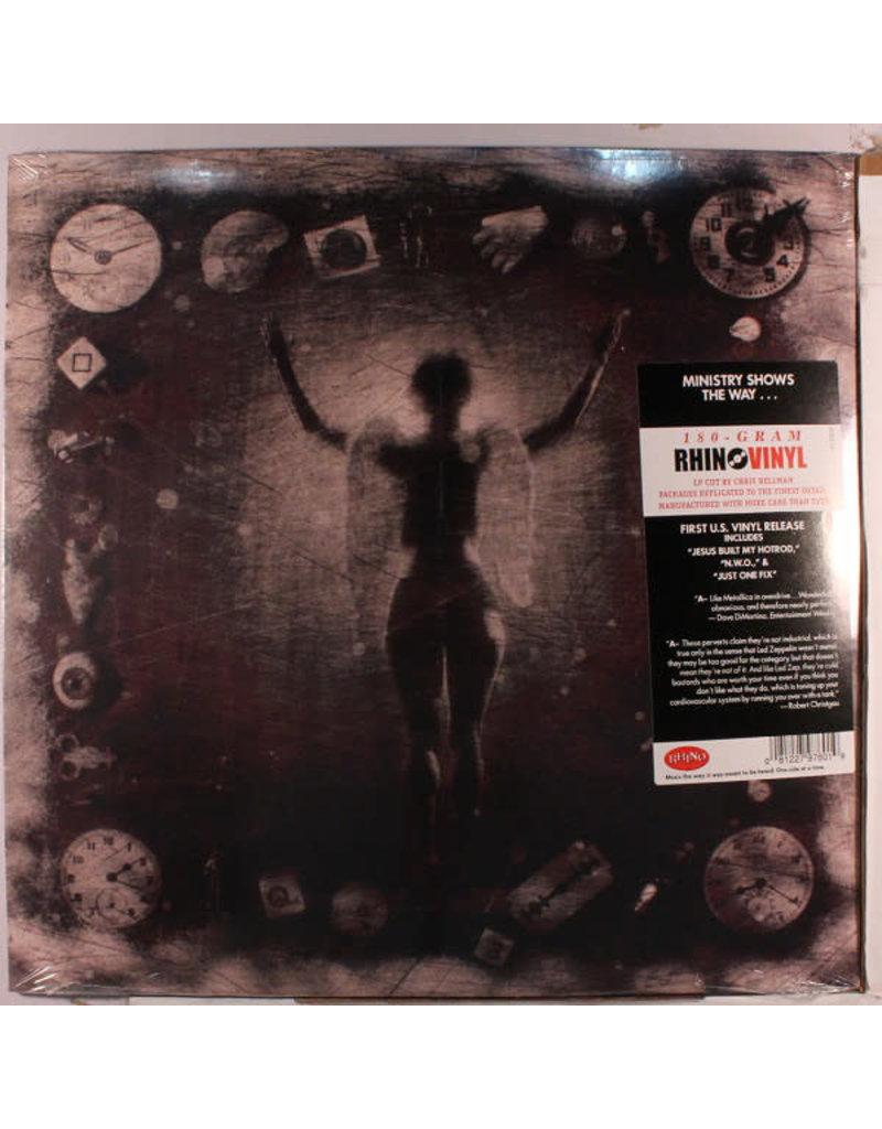 Ministry – ΚΕΦΑΛΗΞΘ LP, Reissue, 180G