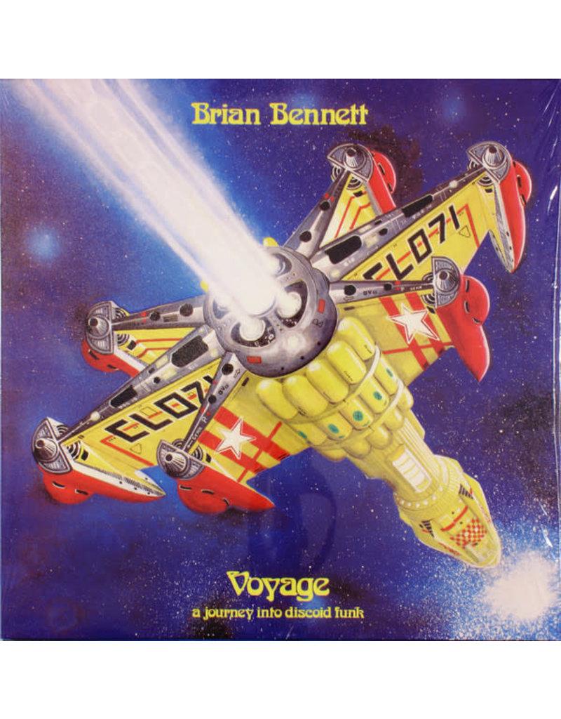 Brian Bennett – Voyage (A Journey Into Discoid Funk) LP, Reissue