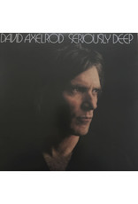 David Axelrod ‎– Seriously Deep LP, Reissue