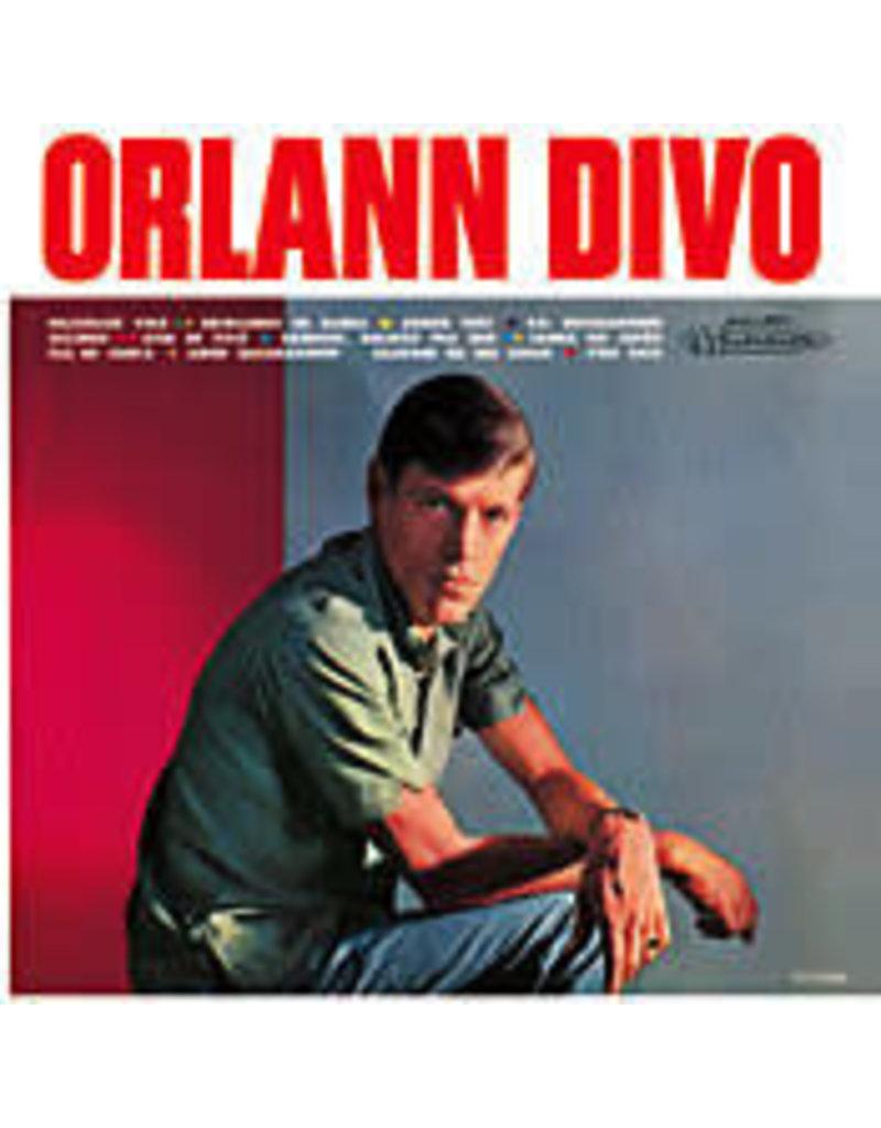 BZ ORLANN DIVO - ORLANN DIVO LP