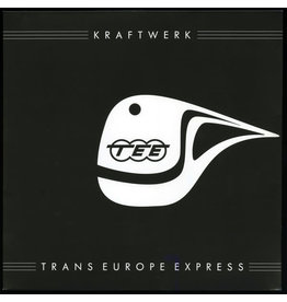 Kraftwerk ‎– Trans Europe Express LP, Reissue, Remastered, 180g