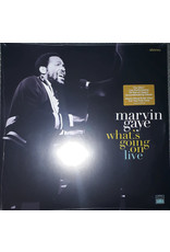 Marvin Gaye - What's Going On Live 2LP (2019), Remastered