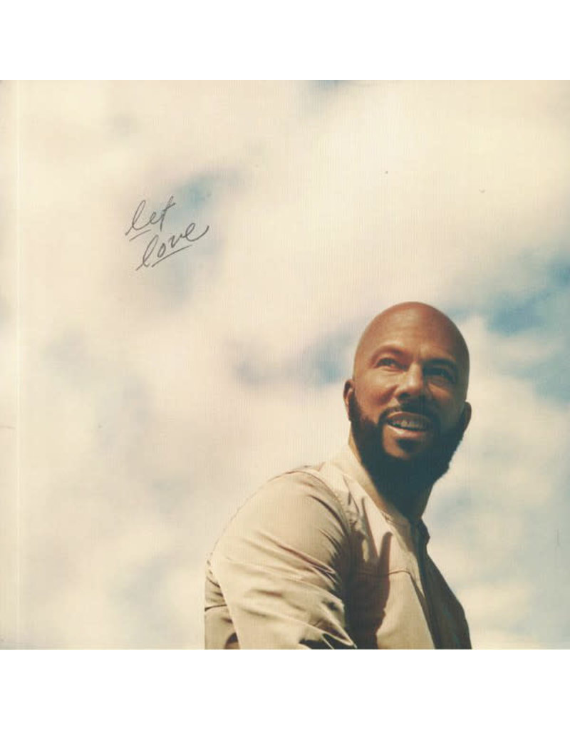 Common ‎– Let Love LP