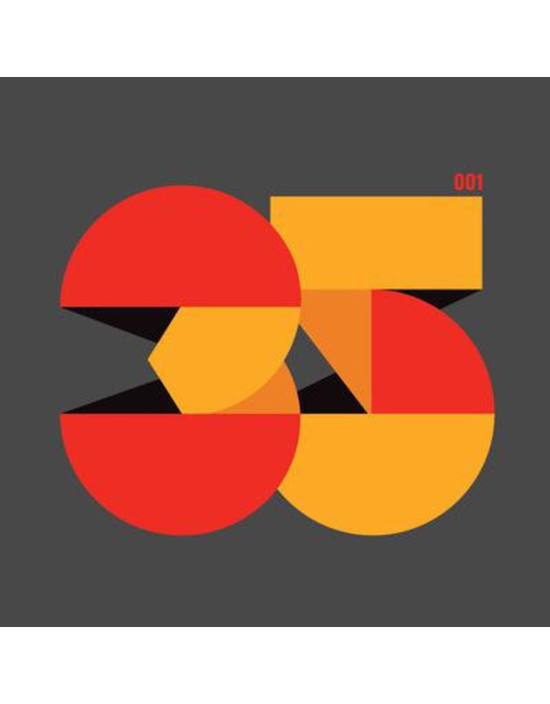 Phuture – 35-001 (Acid Track Remixes)