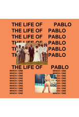 HH Kanye West ‎– The Life Of Pablo 2LP