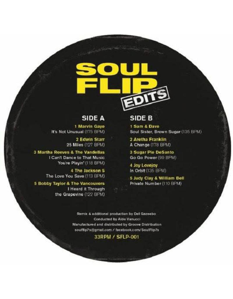 Various – Soul Flip Edits, Compilation