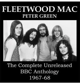 RK FLEETWOOD MAC - BBC ANTHOLOGY V2 1969-70 2LP