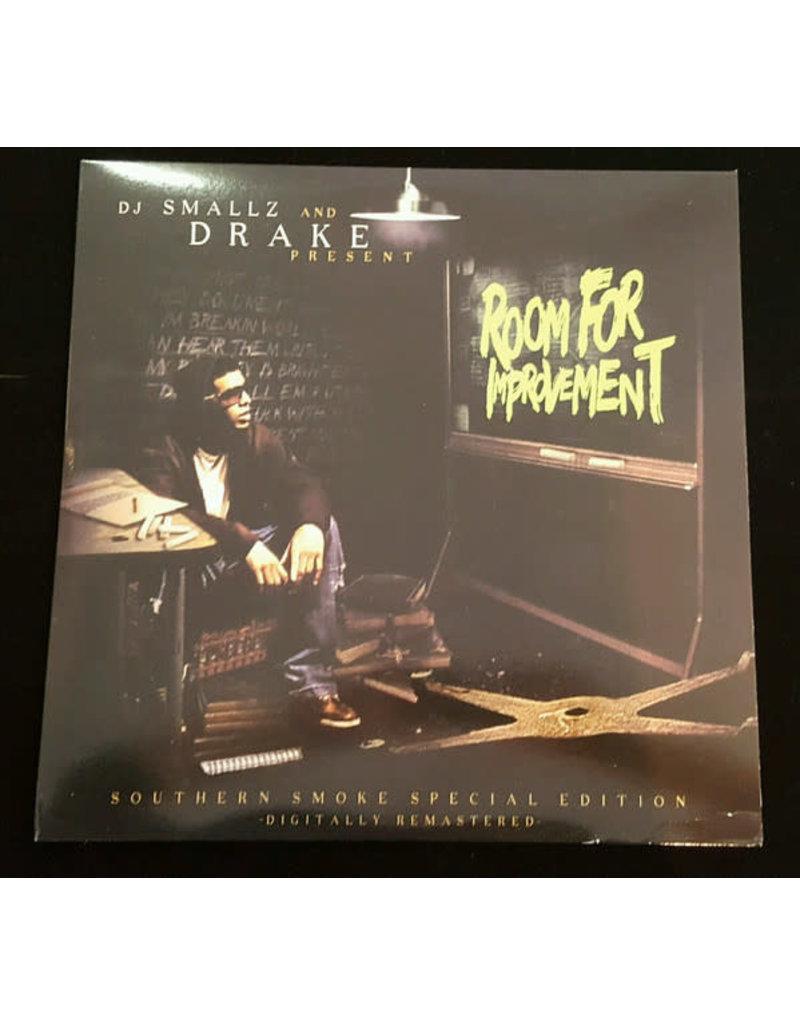 HH Drake – Room For Improvement 2LP
