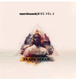 Frank Ocean ‎– Unreleased, Misc.Vol.2,  LP, Unofficial Release, Coloured