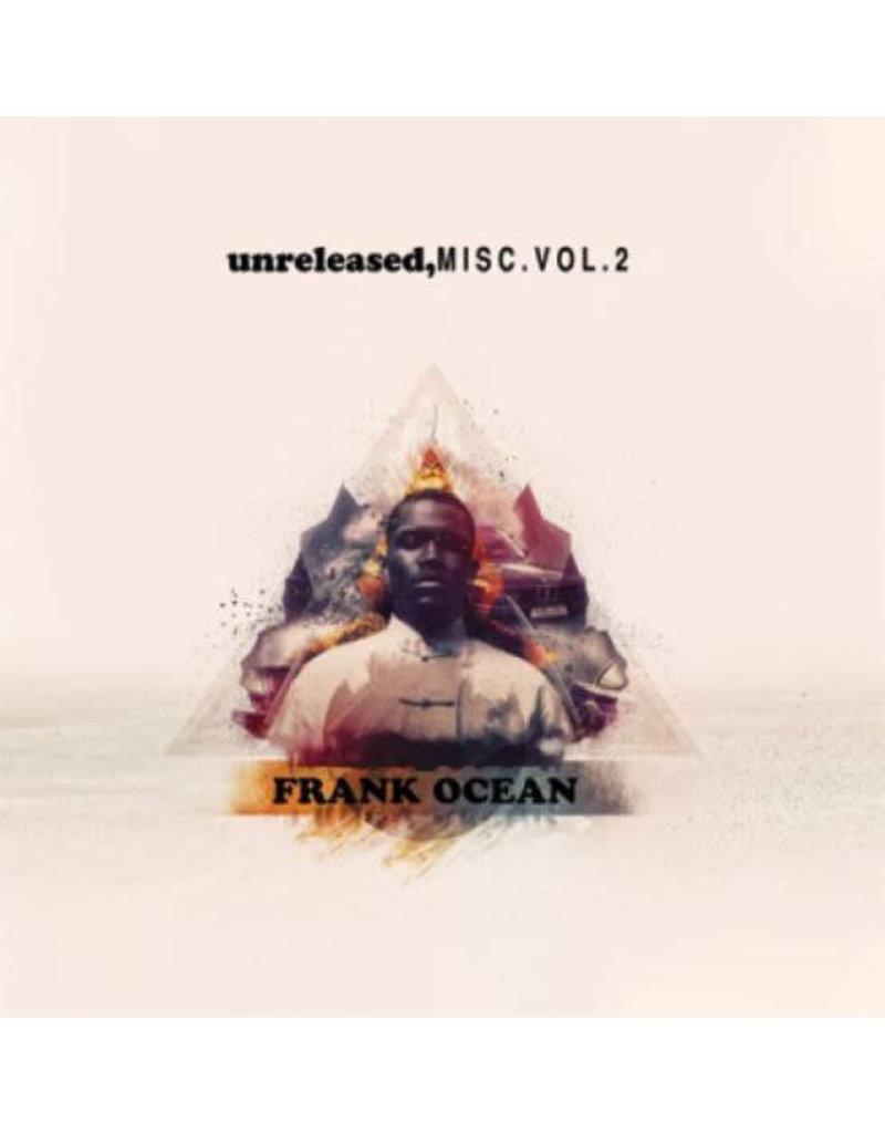 Frank Ocean – Unreleased, Misc.Vol.2,  LP, Unofficial Release, Coloured