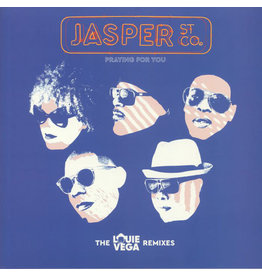 "Jasper Street Co. – Praying For You (The Louie Vega Remixes), 12"", 33 ⅓ RPM"