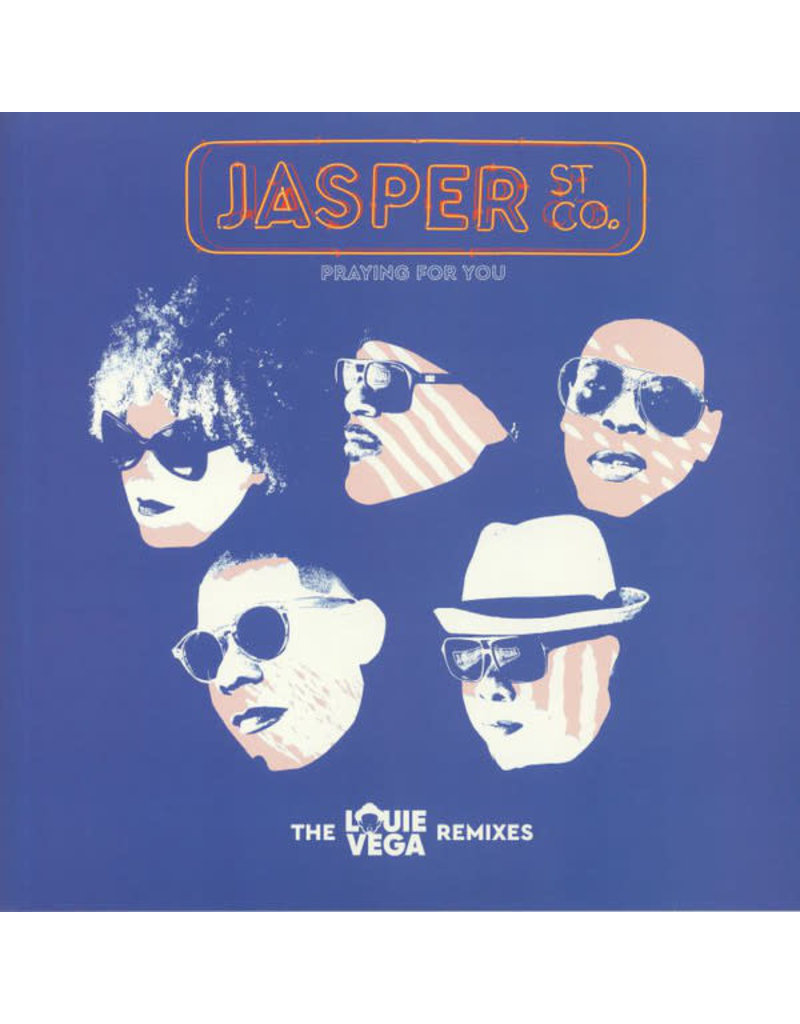 "Jasper Street Co. ‎– Praying For You (The Louie Vega Remixes), 12"", 33 ⅓ RPM"