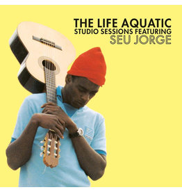 Seu Jorge – The Life Aquatic Studio Sessions, Limited Edition, Unofficial Release, Clear Vinyl