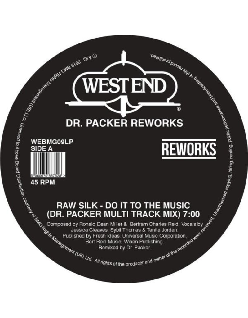 Michael Gray - West End Reworks 12""