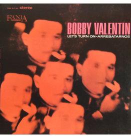 Bobby Valentin – Let's Turn On / Arrebatarnos LP