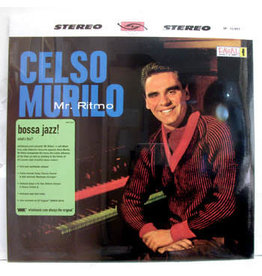 Celso Murilo ‎– Mr. Ritmo LP