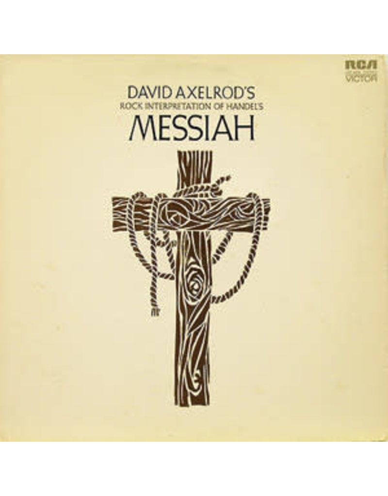 David Axelrod – Messiah LP