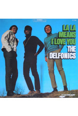 The Delfonics – La La Means I Love You LP