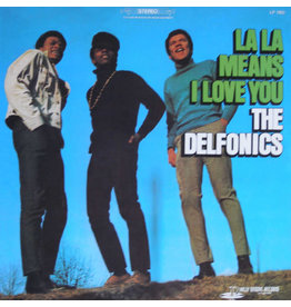 The Delfonics ‎– La La Means I Love You LP