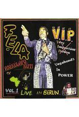 Fela Kuti – V.I.P. / Authority Stealing LP