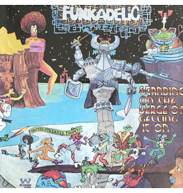 Funkadelic – Standing On The Verge Of Getting It On LP
