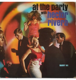 Hector Rivera – At The Party With Hector Rivera LP