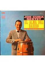 Joe Cuba Sextet – El Alma Del Barrio = The Soul Of Spanish Harlem LP