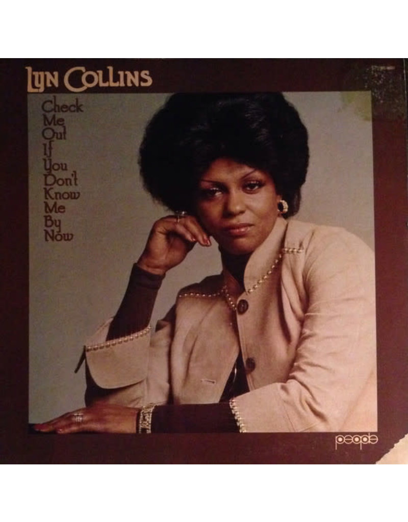 Lyn Collins – Check Me Out If You Don't Know Me By Now LP