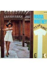 Marva Whitney ‎– It's My Thing LP