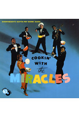 The Miracles ‎– Cookin' With The Miracles LP