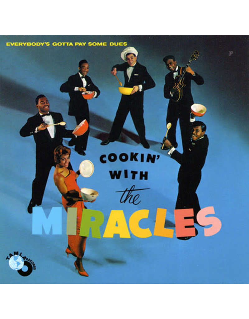 The Miracles – Cookin' With The Miracles LP