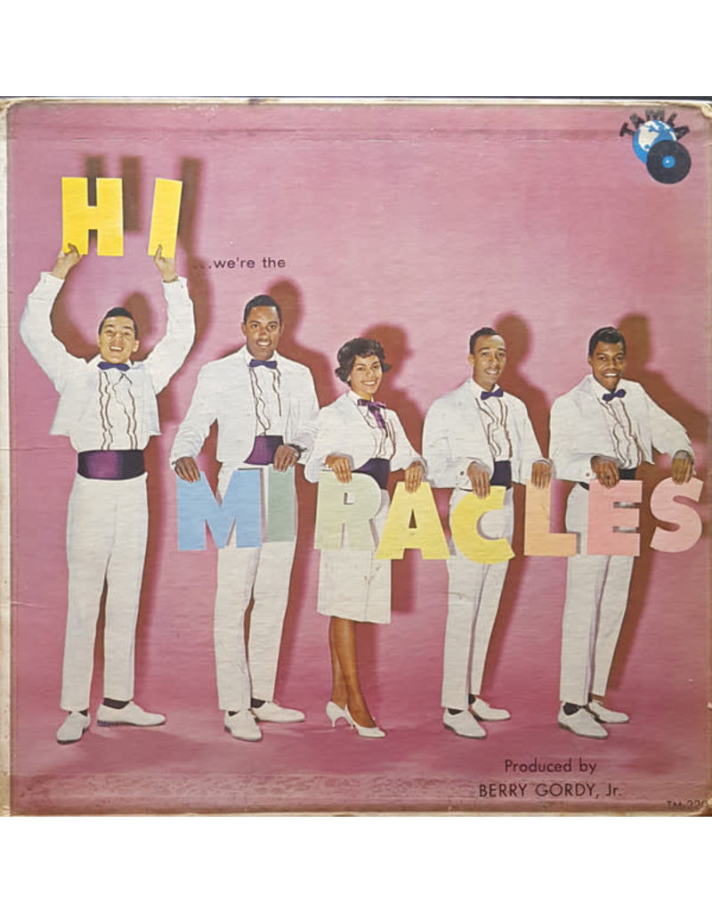 The Miracles – Hi We're The Miracles LP