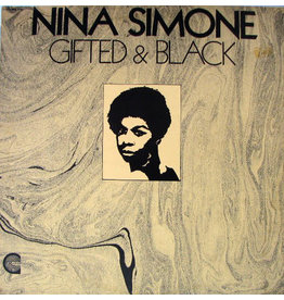 Nina Simone ‎– Gifted & Black LP