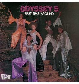 Odyssey 5 ‎– First Time Around LP
