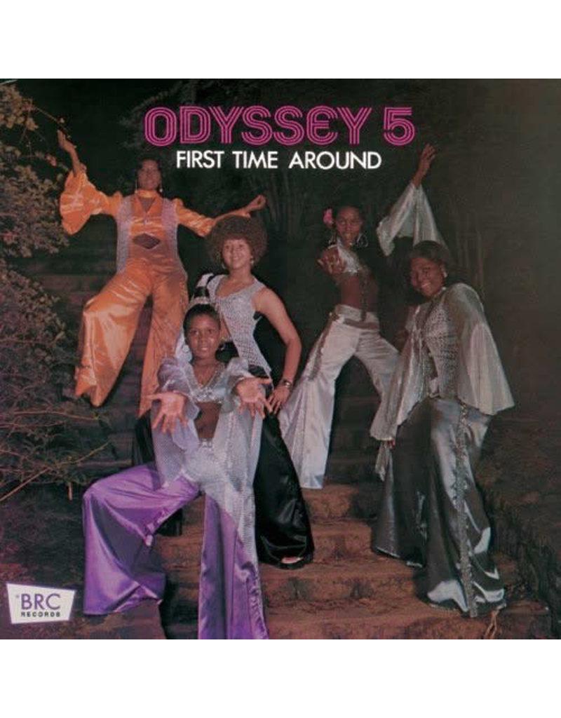 Odyssey 5 – First Time Around LP