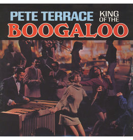 Pete Terrace – King Of The Boogaloo LP