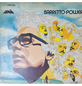 LA RAY BARRETTO - BARRETTO POWER LP