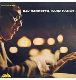 Ray Barretto – Hard Hands LP