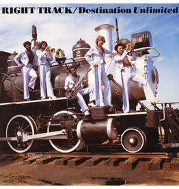 Right Track ‎– Destination Unlimited LP