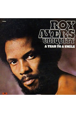 Roy Ayers Ubiquity – A Tear To A Smile LP