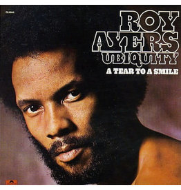 Roy Ayers Ubiquity ‎– A Tear To A Smile LP