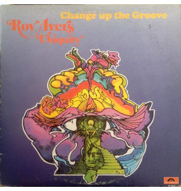 Roy Ayers Ubiquity ‎– Change Up The Groove LP