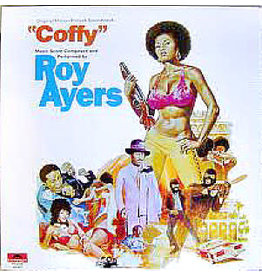 Roy Ayers ‎– Coffy LP